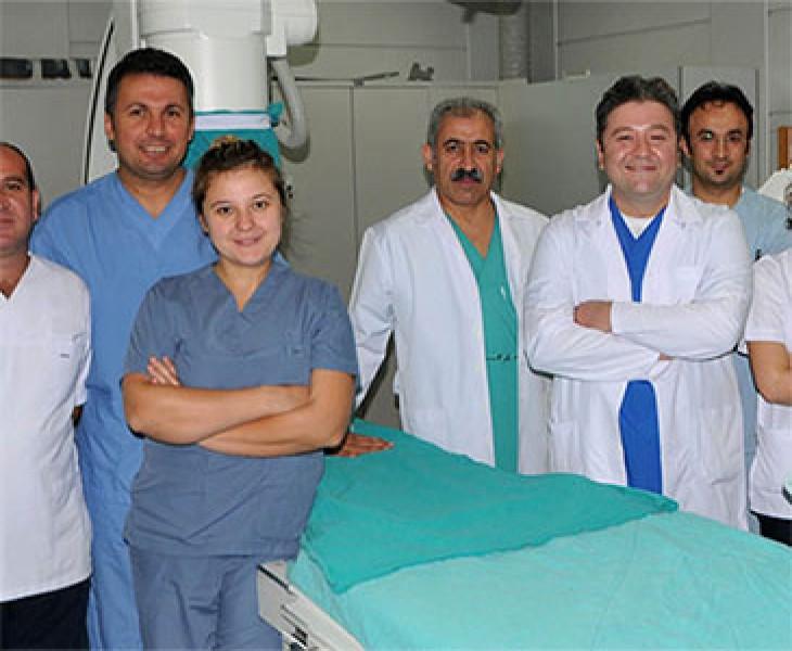 Kalp Deliğine Ameliyatsız Tedavi